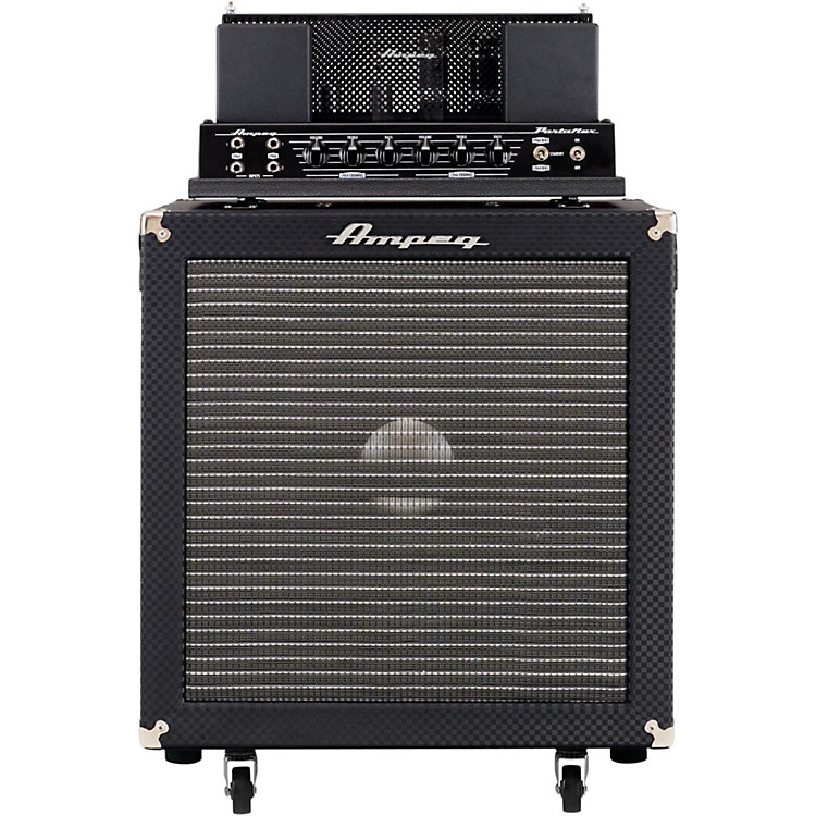 AmpegHeritage HB15N Flip-Top Bass Combo Amp