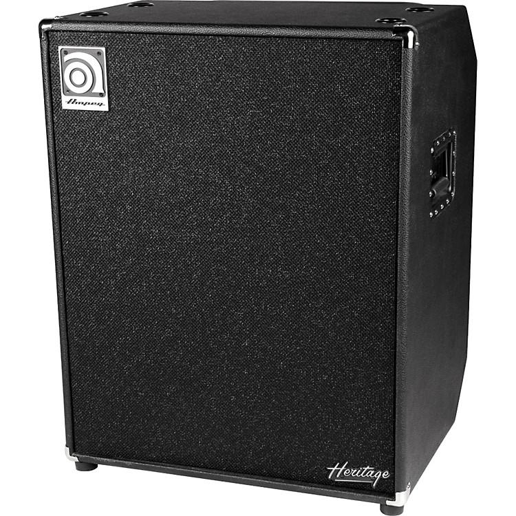 AmpegHeritage Series HSVT-410HLF 500W 4x10 Bass Speaker CabinetBlack