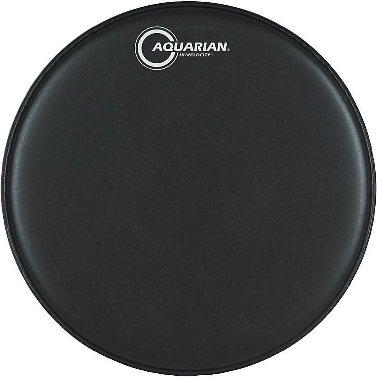 AquarianHi-Velocity Black Snare Head