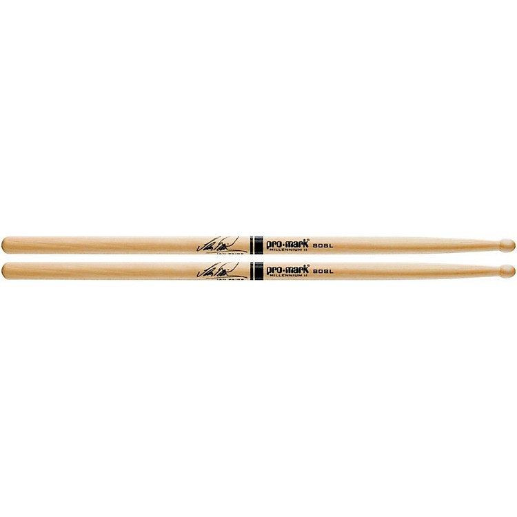 PROMARK Hickory 808L Ian Paice Signature Wood Tip Drumsticks