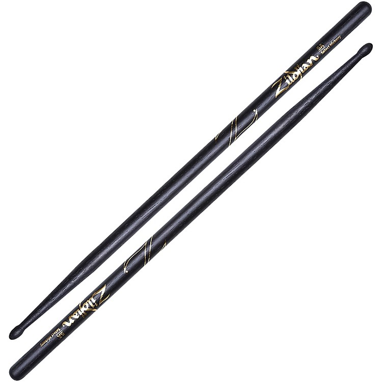 Zildjian Hickory Series Black Drumsticks
