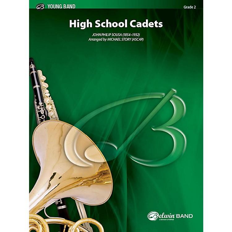AlfredHigh School Cadets Concert Band Grade 2 Set