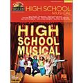 Hal Leonard High School Musical Volume 51 Book/CD Piano Play-Along arranged for piano, vocal, and guitar (P/V/G)