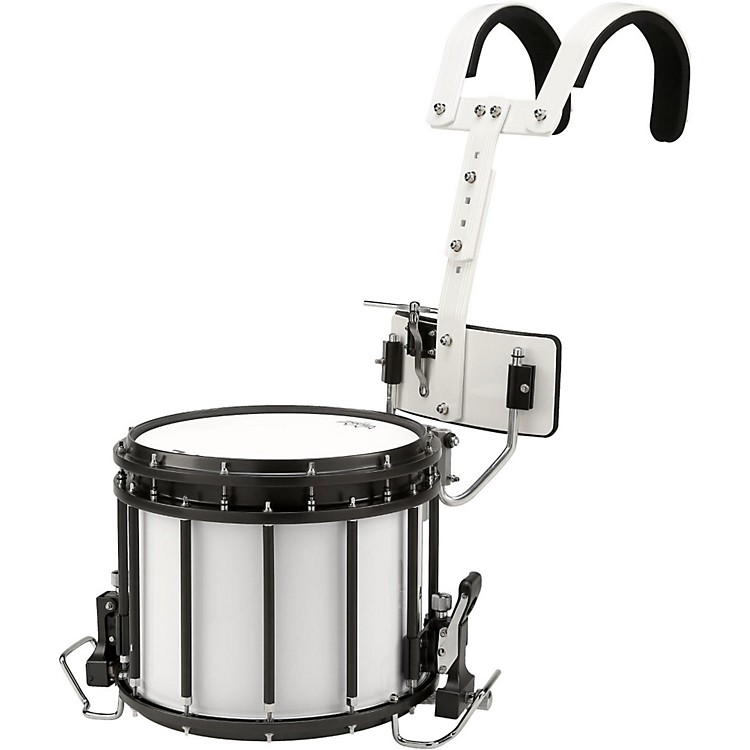 Sound Percussion LabsHigh-Tension Marching Snare Drum with Carrier14 x 12White