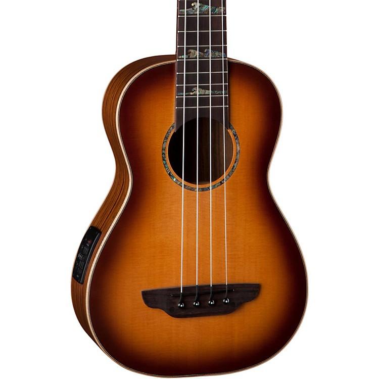 Luna GuitarsHigh Tide Bass Acoustic-Electric Ukulele