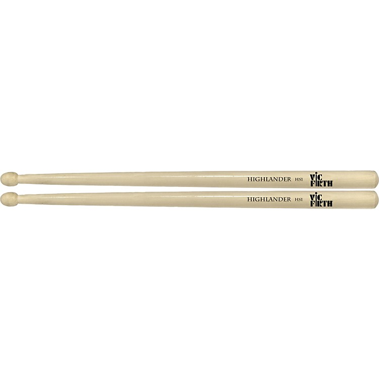 Vic Firth Highlander Pipe Band Snare Drum Sticks