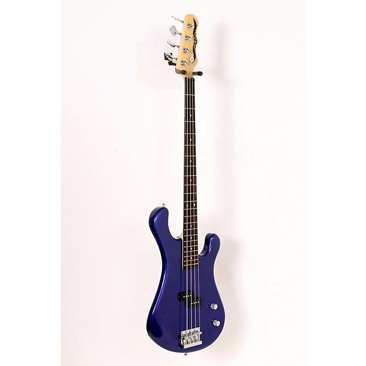 DeanHillsboro 09 Electric Bass GuitarMetallic Blue888365162690