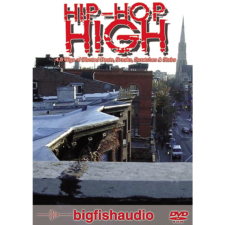 Big Fish Hip Hop High Audio Loops