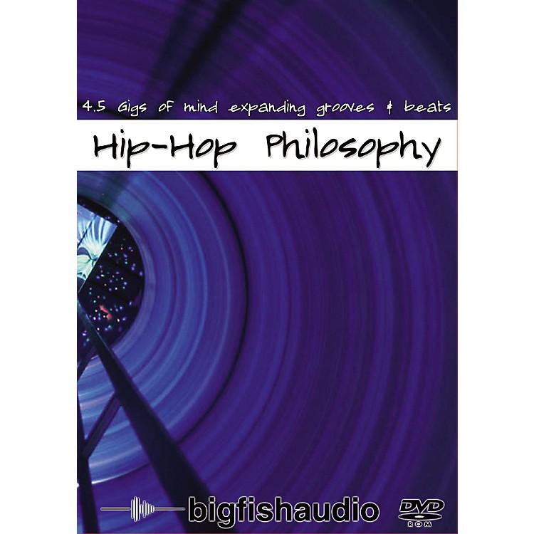 Big FishHip Hop Philosophy Audio Loops