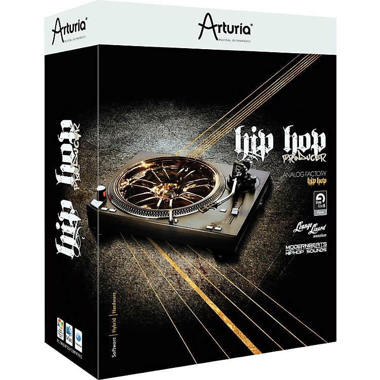 ArturiaHip Hop Producer Software