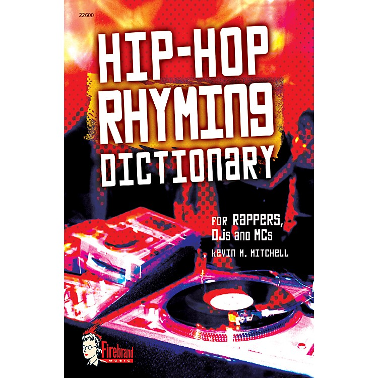 AlfredHip-Hop Rhyming Dictionary Textbook