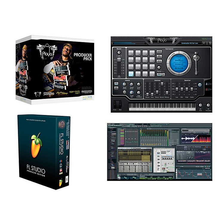 Music123 Hip-Hop Software Package
