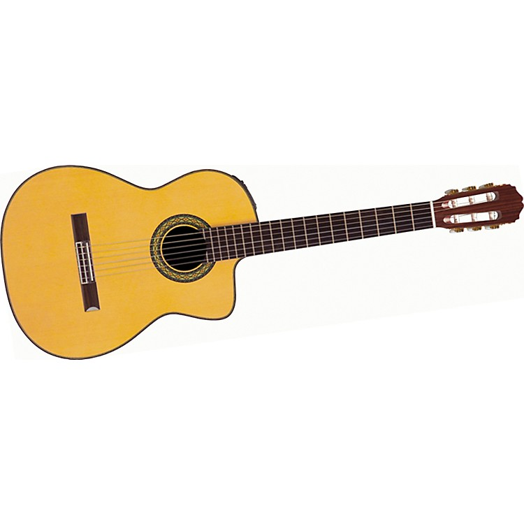 TakamineHirade Classic TH5C CTP1 Acoustic-Electric Guitar with CaseGloss Natural