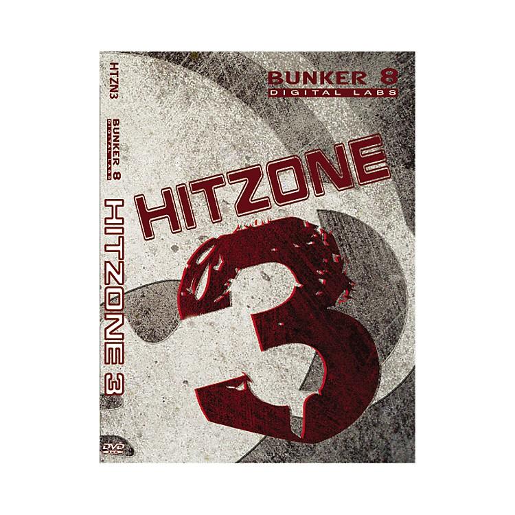 Big FishHit Zone 3 Sample Library DVD