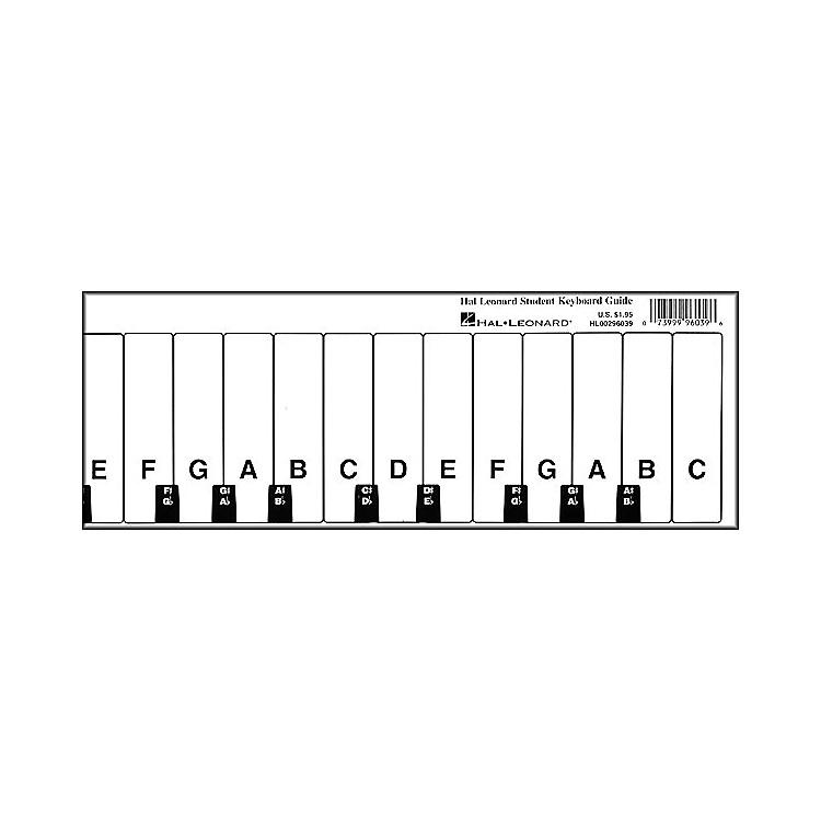 Hal LeonardHl Student Keyboard Guide HLSPL