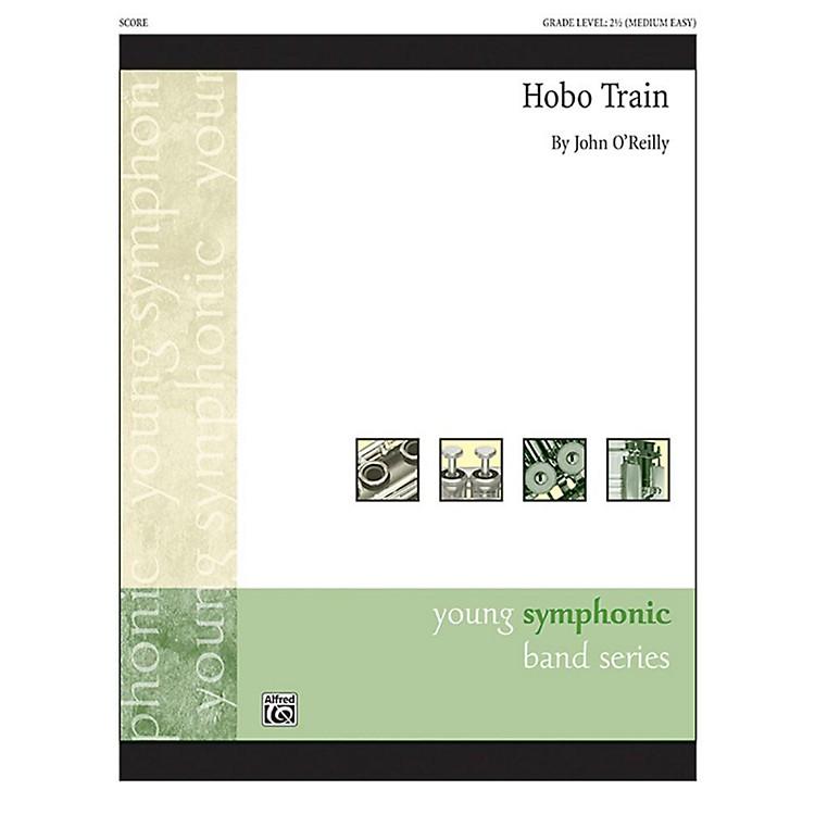 AlfredHobo Train Concert Band Grade 2.5 Set