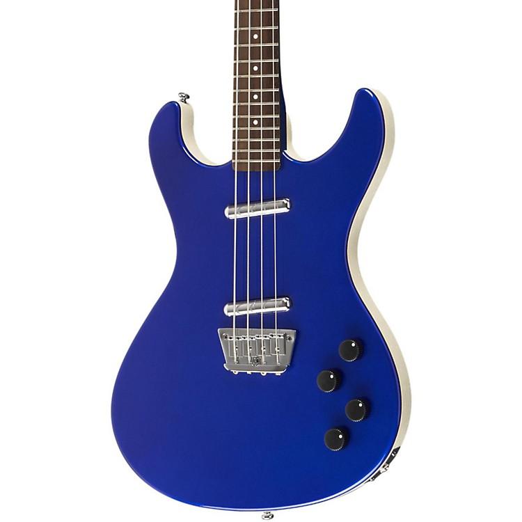 DanelectroHodad Electric Bass GuitarBlue Metallic