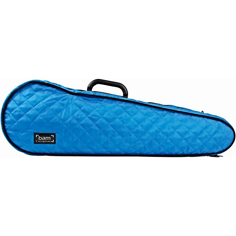 Bam Hoodies Cover for Hightech Violin Case Blue
