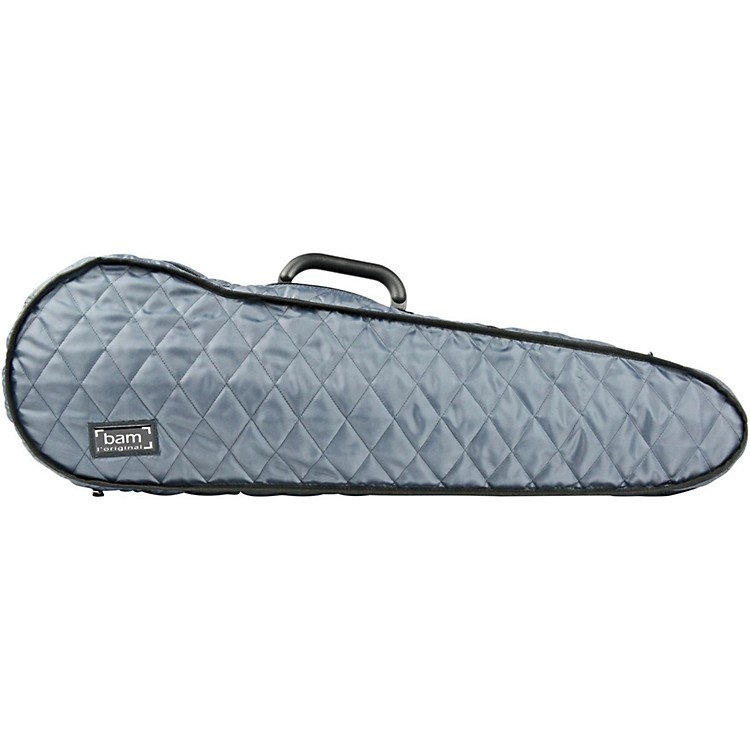 Bam Hoodies Cover for Hightech Violin Case Gray