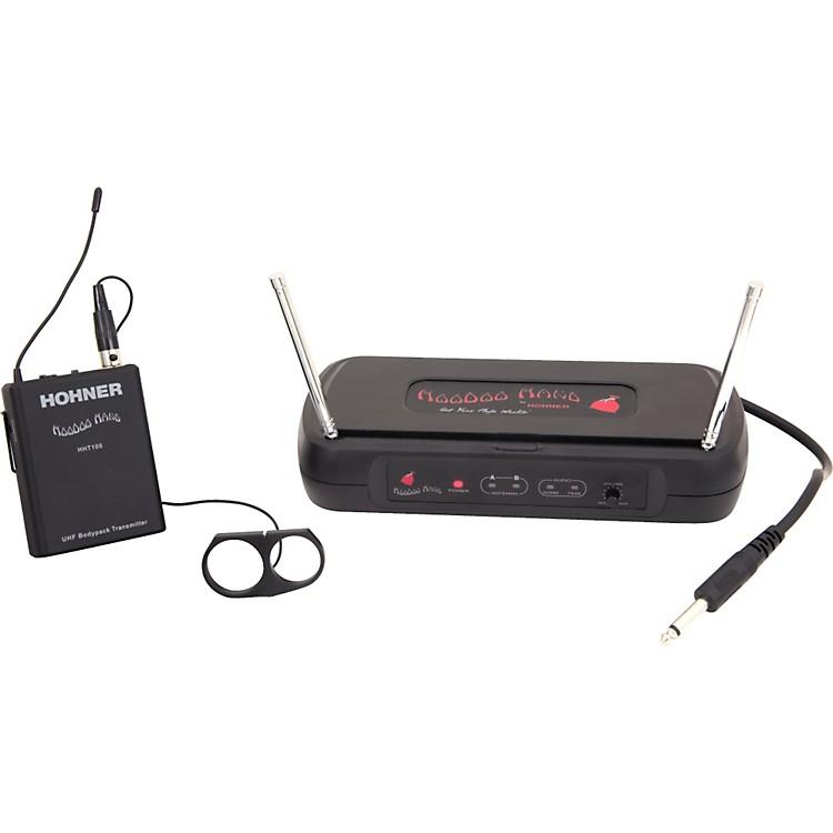HohnerHoodoo Hand Harmonica Wireless Microphone System