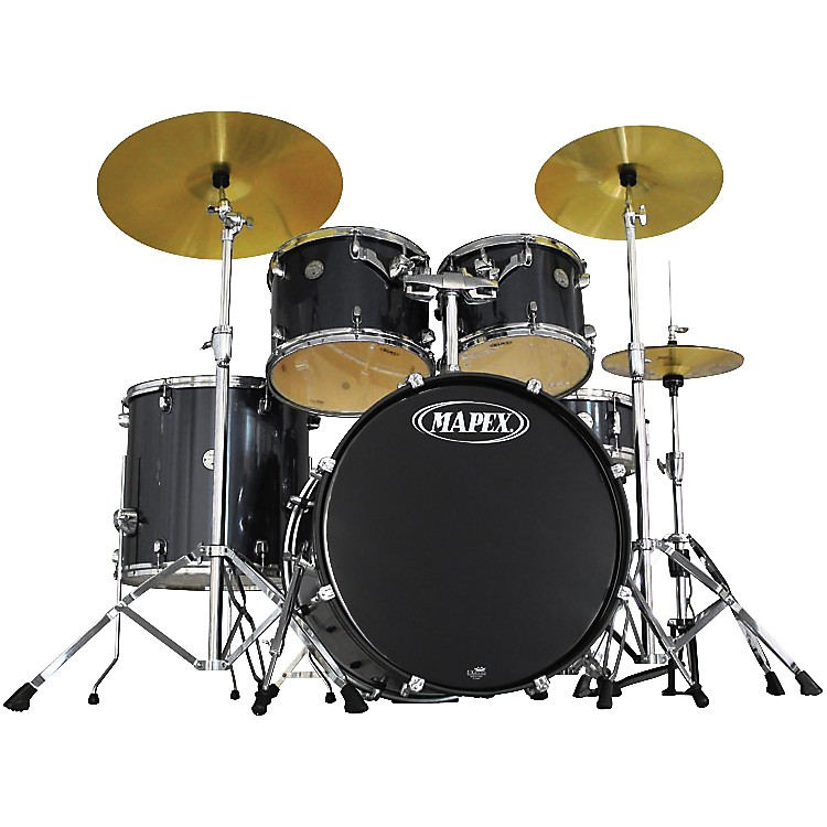 Mapex Horizon HX 5-Piece Shell Pack w/ Free 8x7 tom