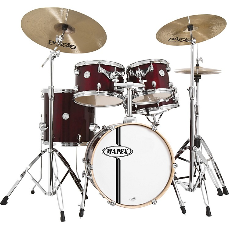 Mapex Horizon HZB Big City 5-Piece Shell Pack