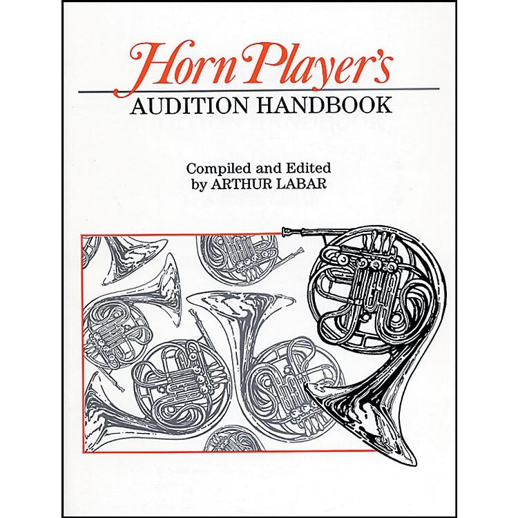 AlfredHorn Players Audition Handbook