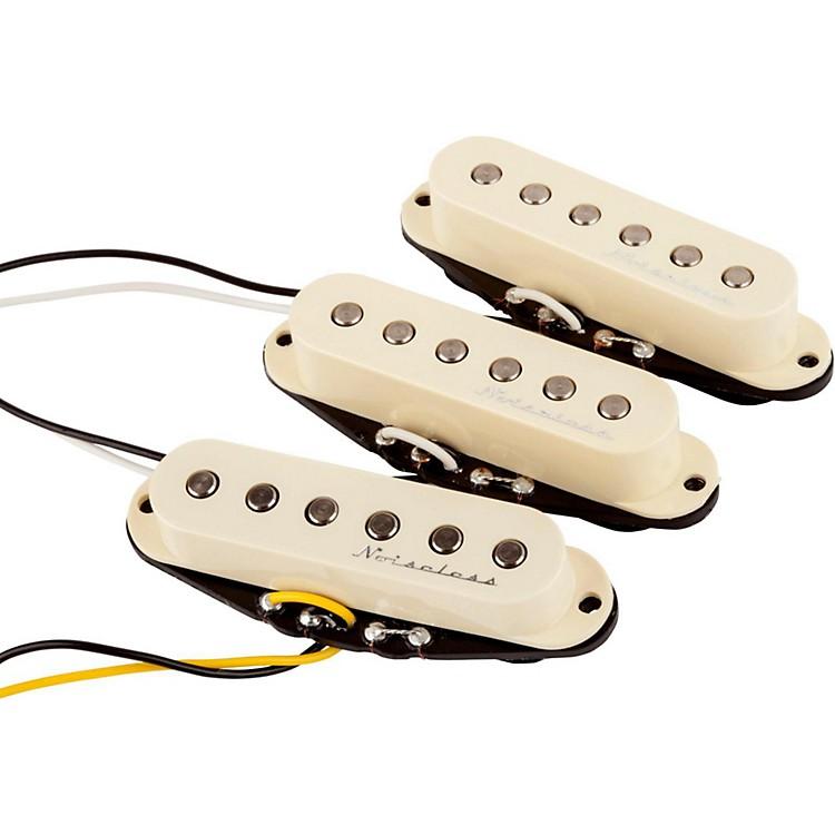 FenderHot Noiseless 3 Pickup SetWhite