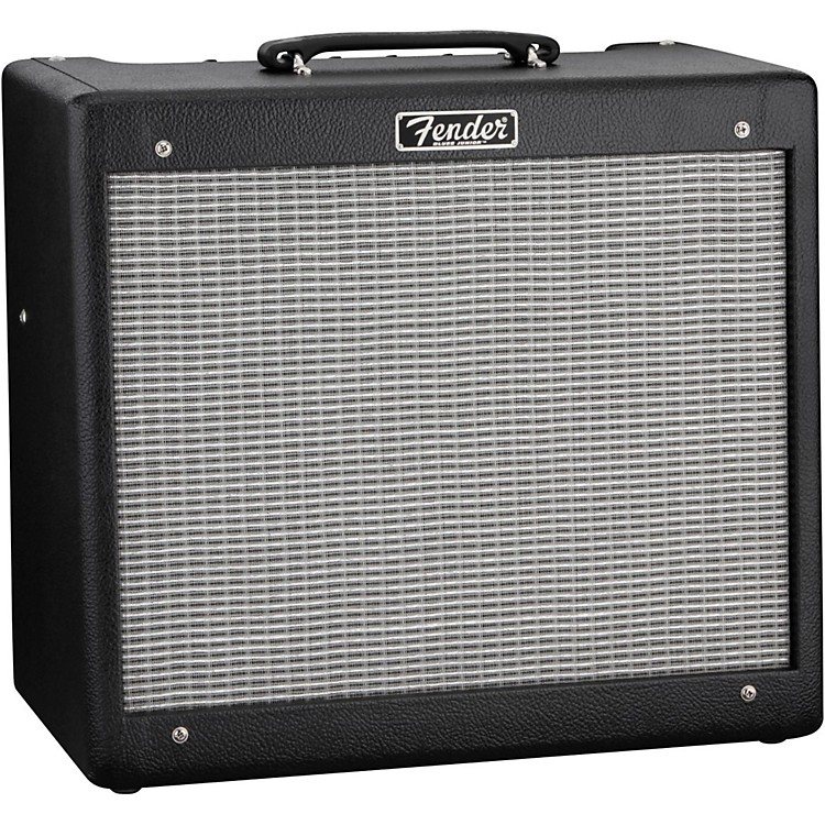 Fender Hot Rod Series Blues Junior III 15W 1x12 Tube Guitar Combo Amp Black