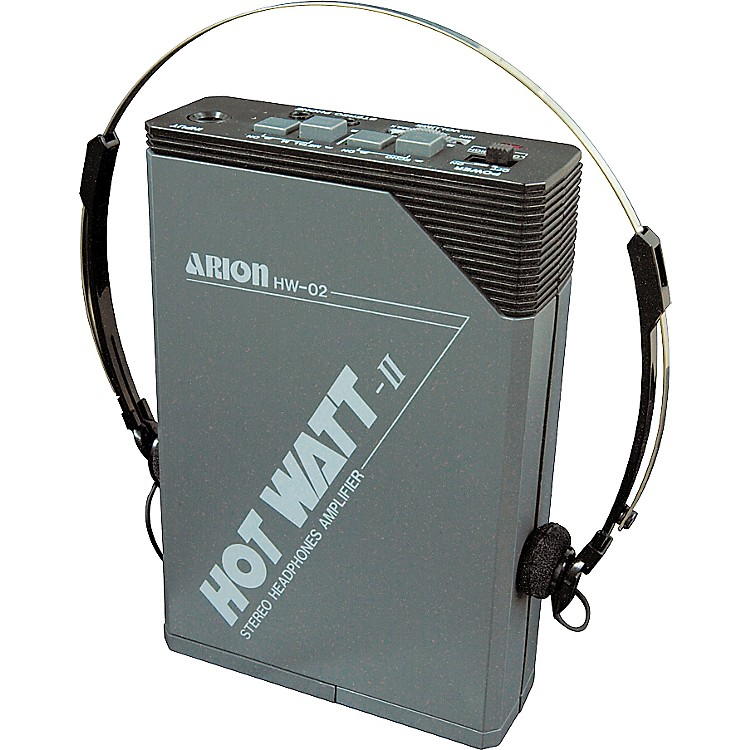 Arion Hot Watt II Headphone Amp