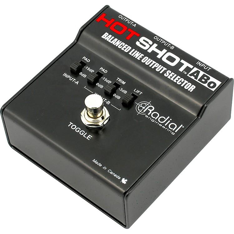 Radial EngineeringHotShot ABO Line Output Selector