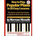 Hal Leonard How To Play Popular Piano In Ten Easy Lessons