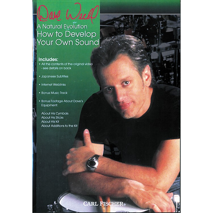 Carl Fischer How to Develop your own Sound DVD