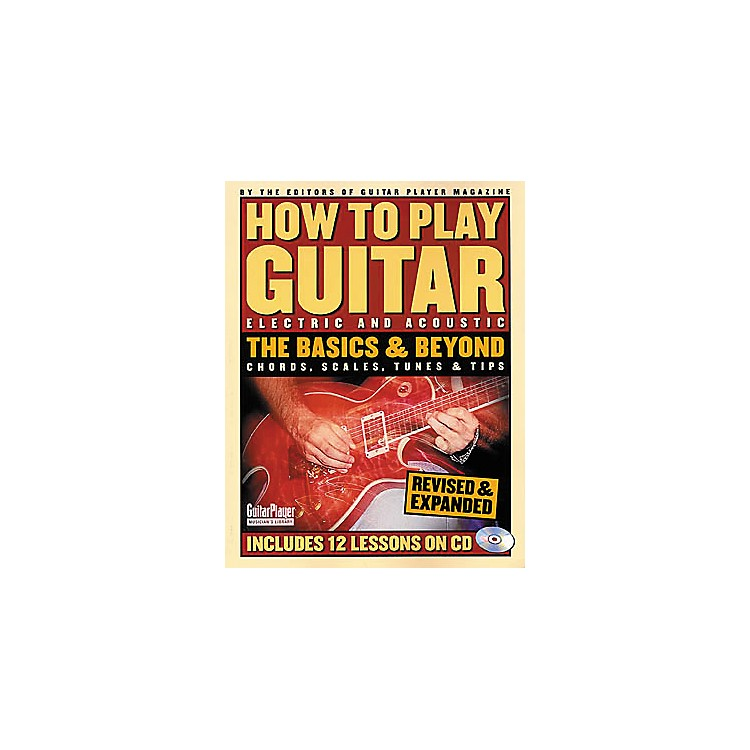 Hal Leonard How to Play Guitar - 2nd Edition (Book/CD)