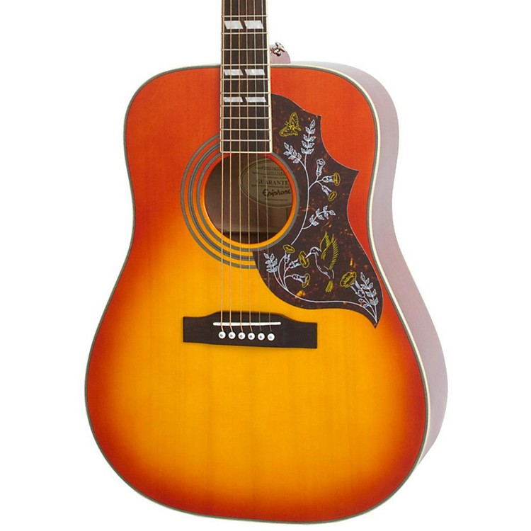 EpiphoneHummingbird Pro Acoustic Electric Guitar