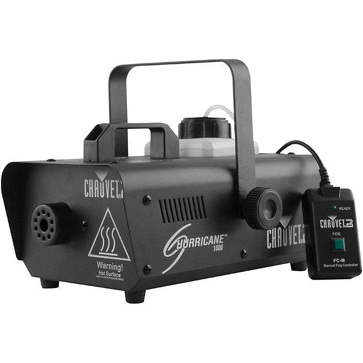 ChauvetHurricane 1000 Fog Machine