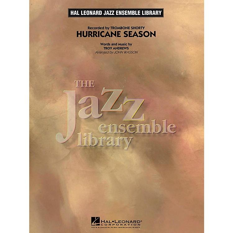 Hal LeonardHurricane Season Jazz Band Level 4