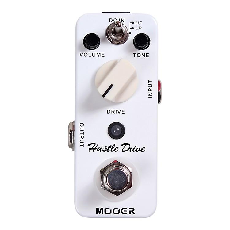 MooerHustle Drive Guitar Effects Pedal