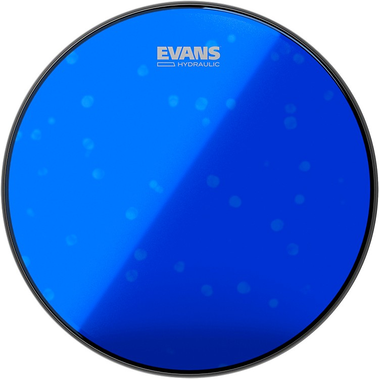 Evans Hydraulic Blue Tom Batter  8