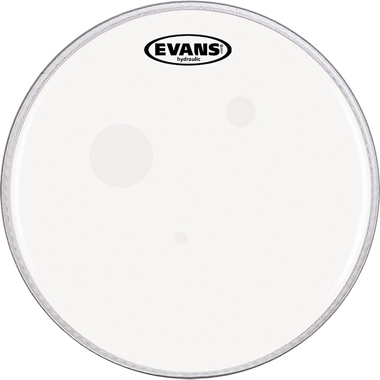 EvansHydraulic Glass Drumhead10 IN