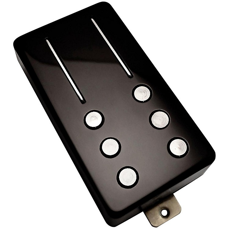 Railhammer Hyper Vintage Humbucker Pickup Bridge Black