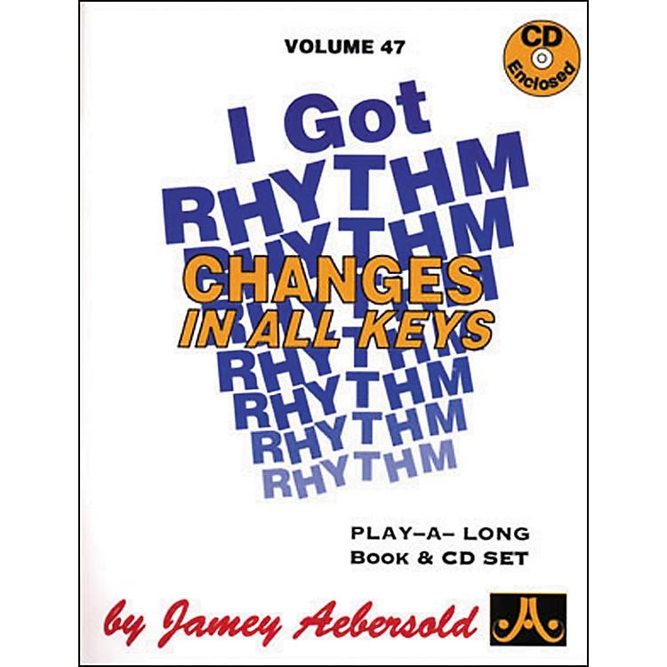 Jamey AebersoldI Got Rhythm-Changes In All Keys Book and CD