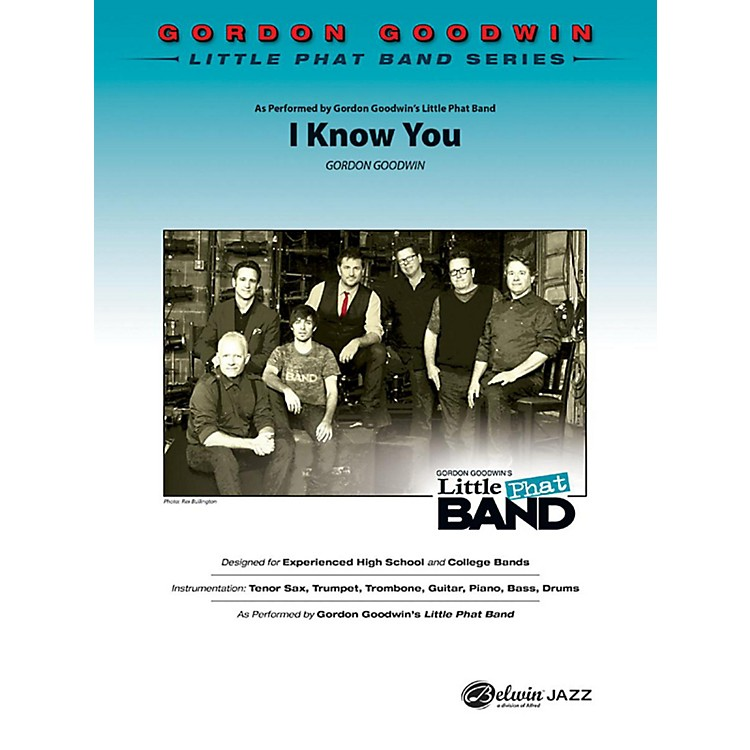 AlfredI Know You Jazz Band Grade 4 Set