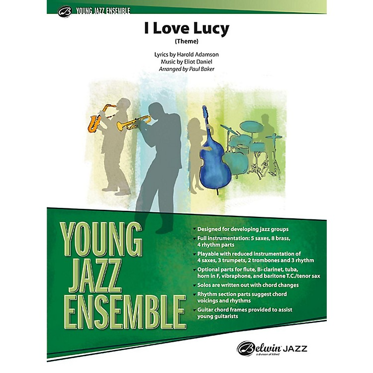 BELWIN I Love Lucy (Theme) Grade 2.5 (Medium Easy)