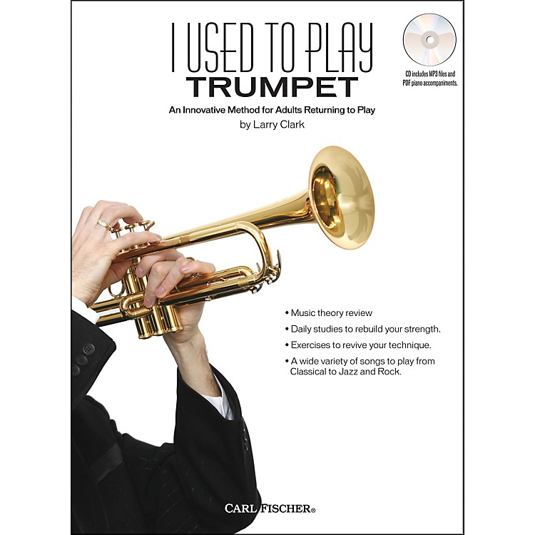Carl FischerI Used To Play Trumpet Book/CD