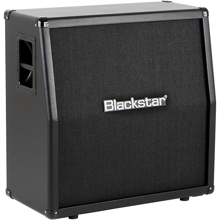 BlackstarID Series 4X12 Angled Guitar CabinetBlack