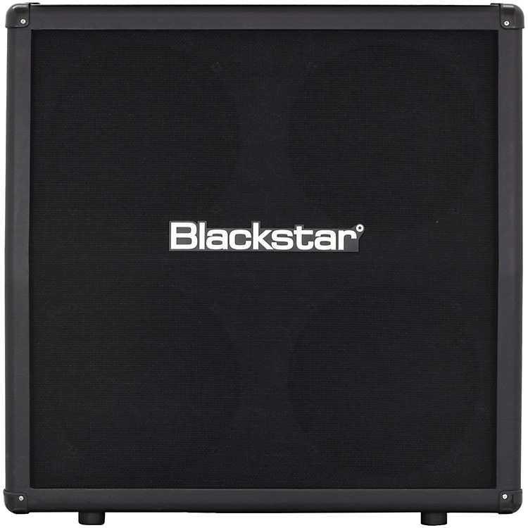 Blackstar ID Series 4X12 Straight Guitar Speaker Cabinet Black
