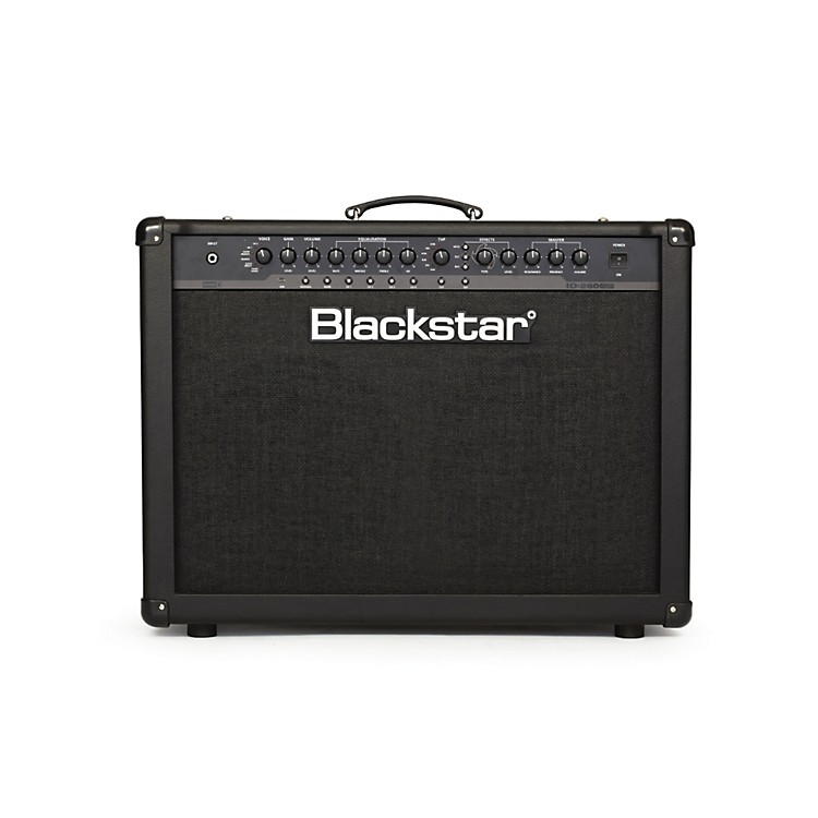 Blackstar ID:260 2x12 60W Stereo Programmable Guitar Combo Amp with Effects Black