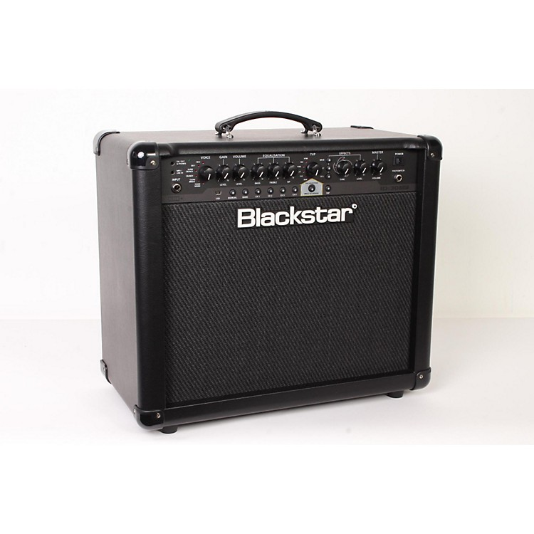 Blackstar ID:30 1x12 30W Programmable Guitar Combo Amp with Effects Black 888365893372