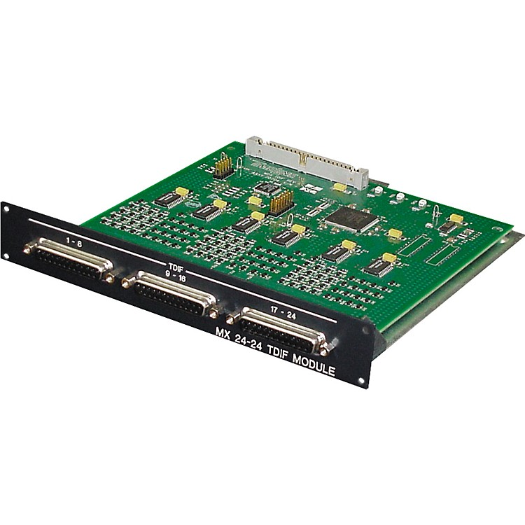 TascamIF-TD24 TDIF Digital I/O Expansion Module for MX2424